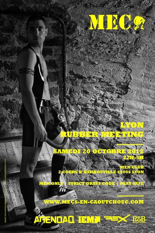 RUBBER MEETING LYON