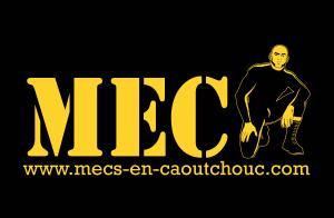 Logo MECS EN CAOUTCHOUC