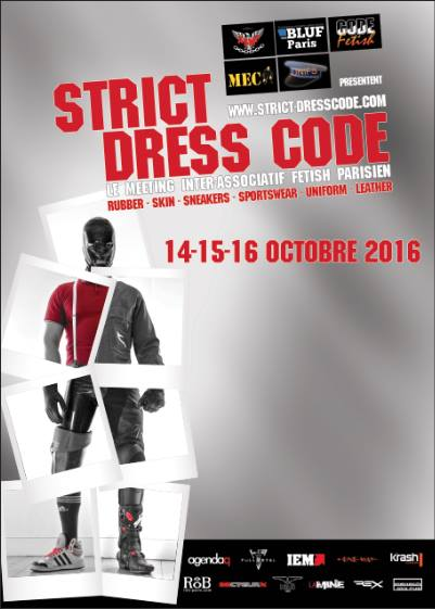 STRICT DRESSCODE 2016