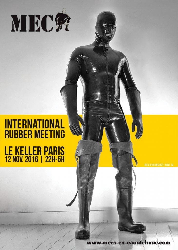 International Rubber Meeting au Keller