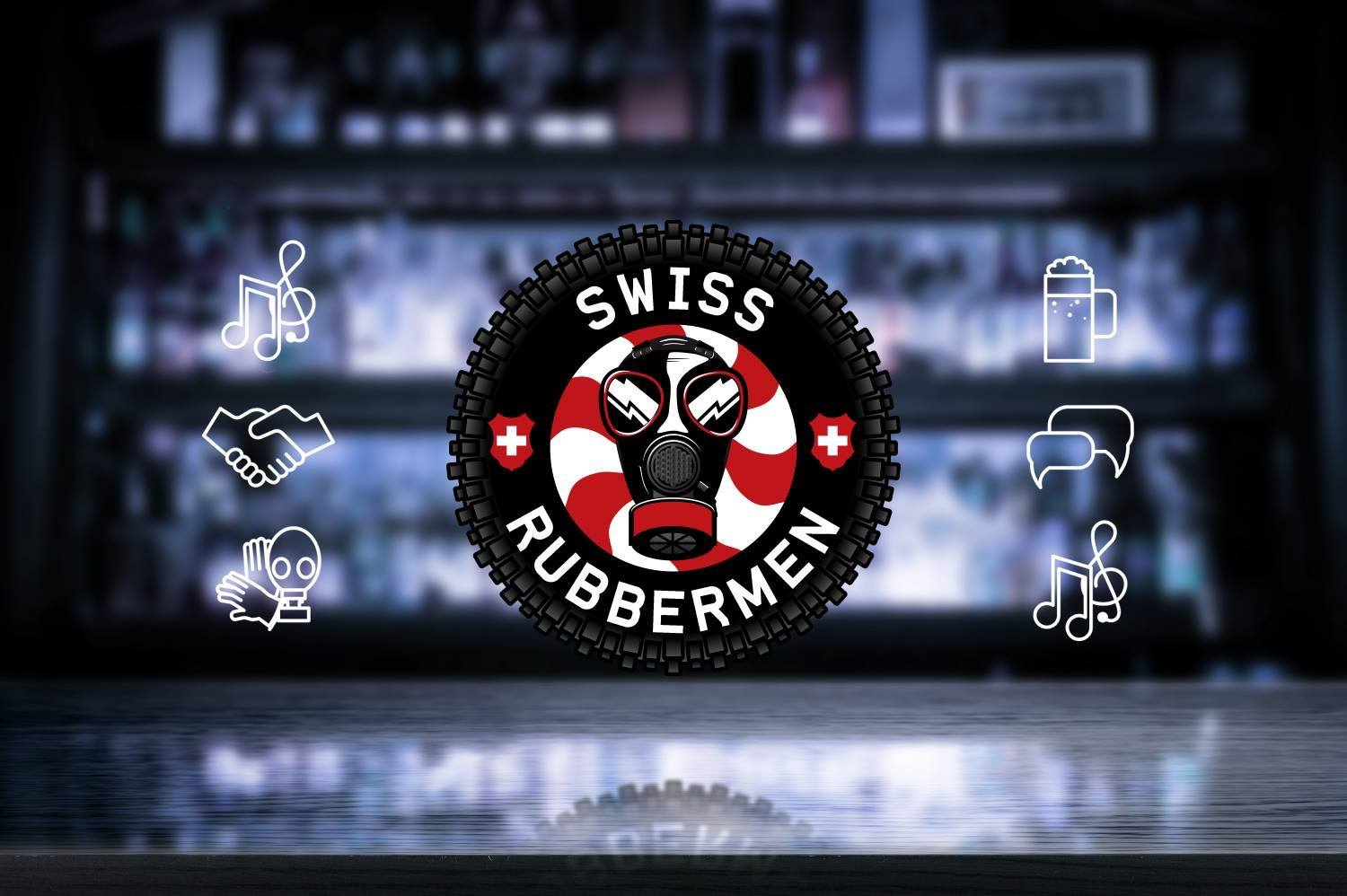 Apéro Fetish, Swiss Rubbermen