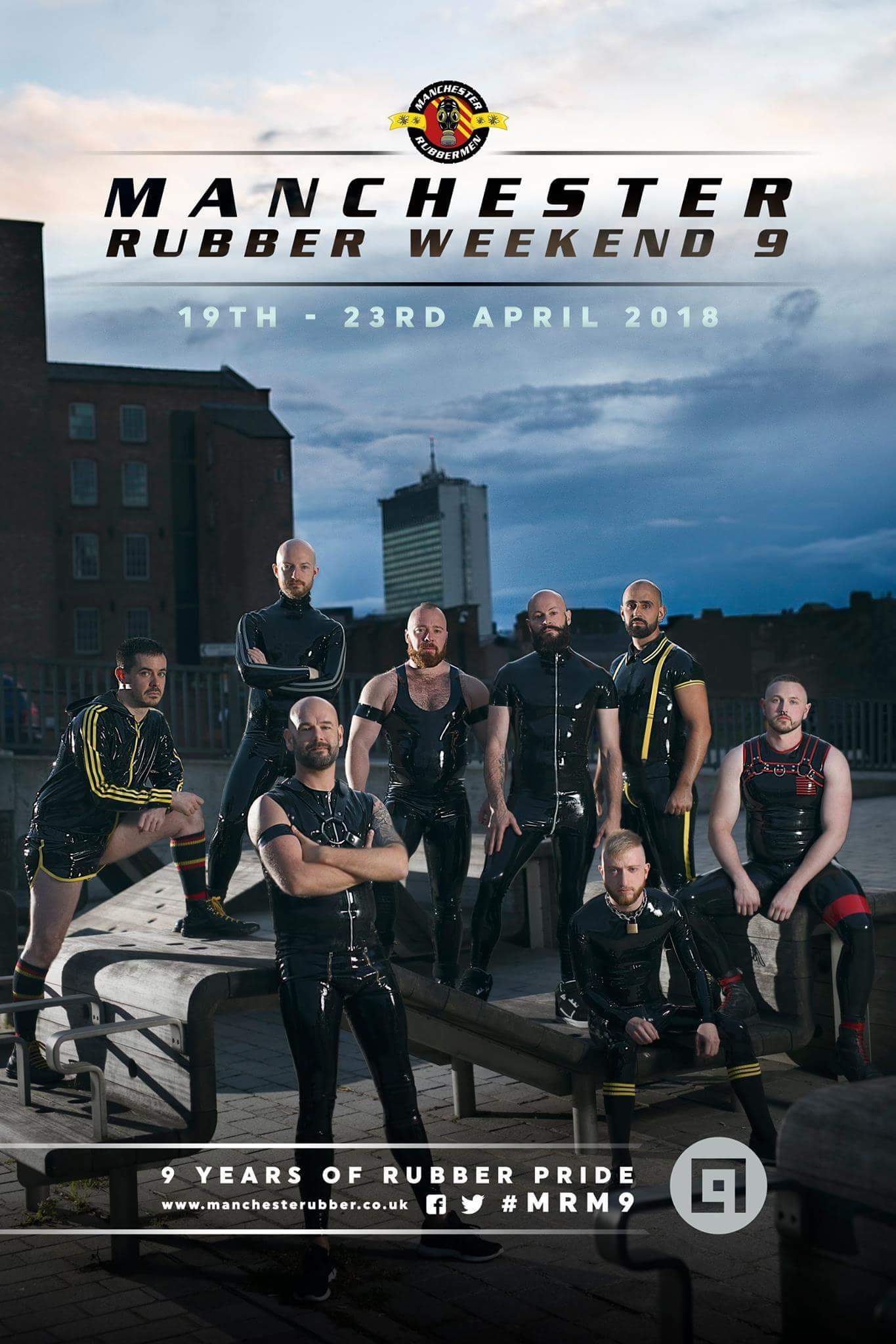 Manchester Rubber Weekend