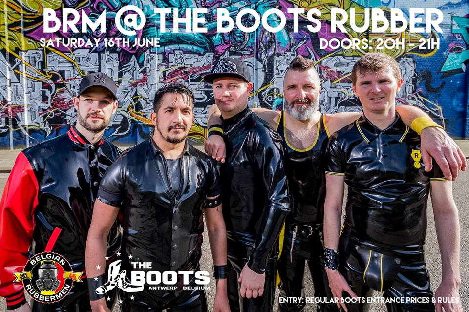 BRM @ The Boots