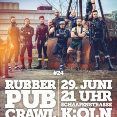 Rubber Pub Crawl – Cologne Rubber Men