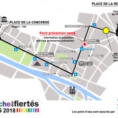 Marche des Fiertés 2018
