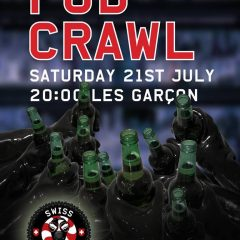 Swiss Rubbermen – Summer Pub Crawl