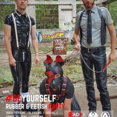 Uckange – BeYourself Rubber & Fetish Party