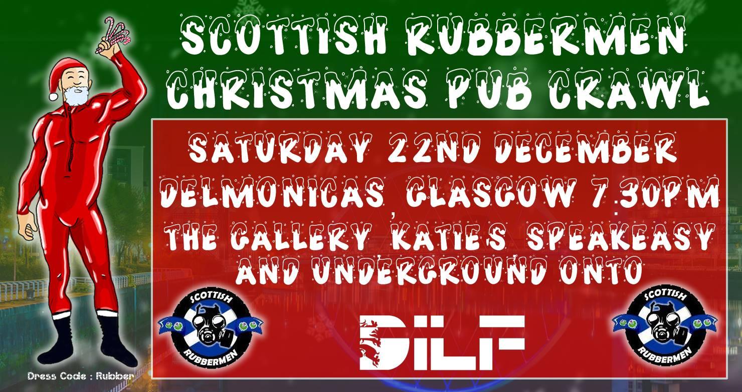 Scottish Rubbermen - Pub Crawl