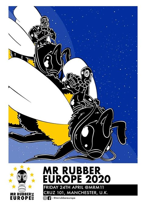 Election Mr Rubber Europe
