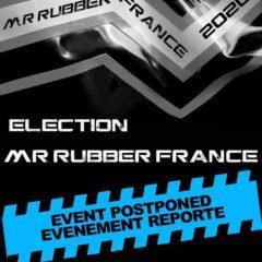 Annulé – Election Mr Rubber France 2020