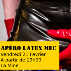 Apéro Inscription | La Mine