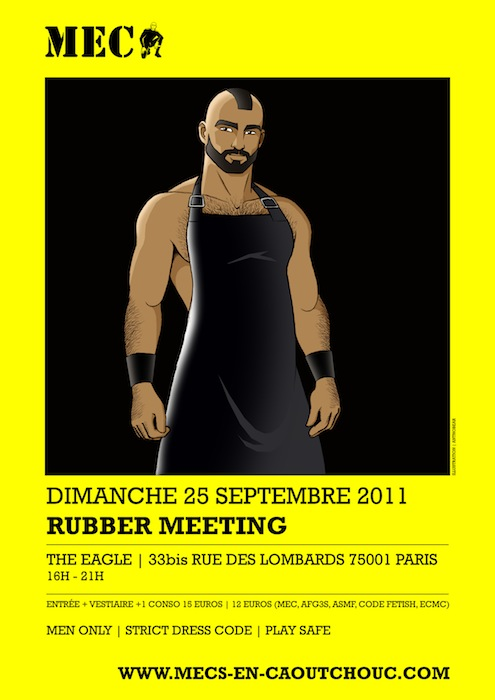 RUBBER MEETING | 09-2011