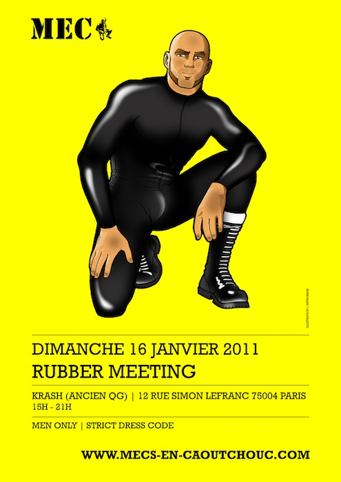 RUBBER MEETING | 01-2011